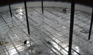 Internal Floating Roofs, Decks and Full Contact IFRs for Storage Tanks