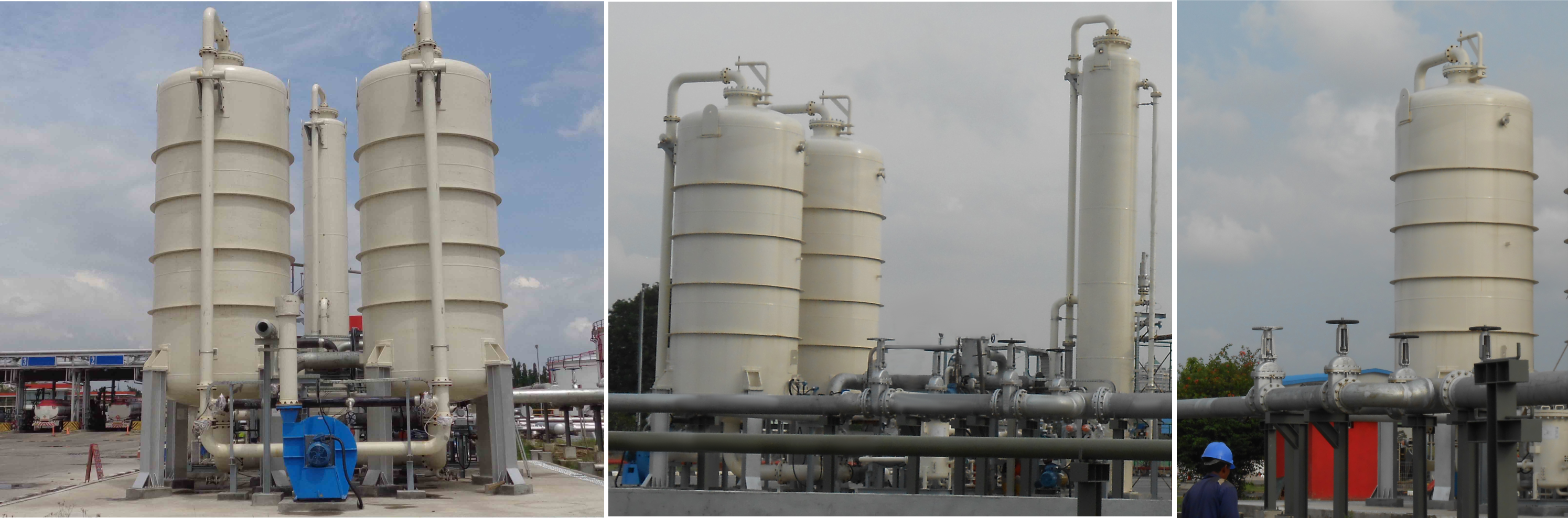 Vapour Recovery Refinery,Vapour Recovery Petrochemicals