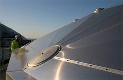 storage tanks Geodesic Domes vapour voc emission contorl 4