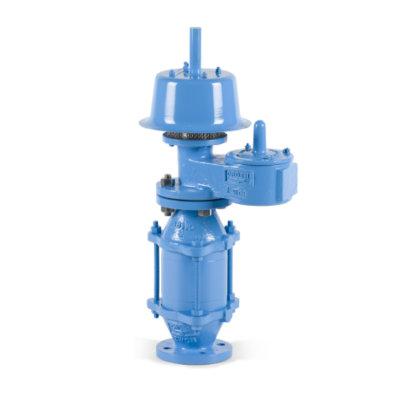 PRESSURE VACUUM RELIEF VALVES MODEL 8800A WITH FLAME ARRESTER