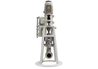 In-line Mixer Agitators various liquid viscosities 2