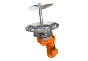 Tank Bottom Entry Agitators-Mixers various liquid viscosities