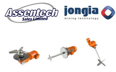 Assentech Sales Ltd & Jongia Mixing Technology