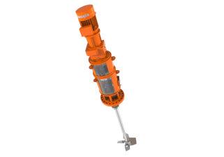 Tank Top Entry Agitators-Mixers various liquid viscosities 22