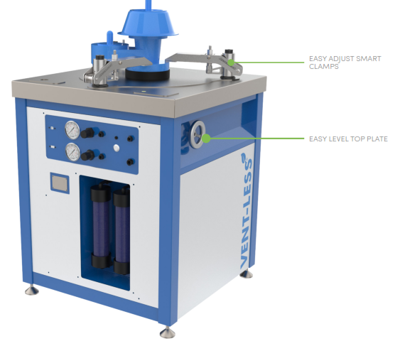Smart Test Bench for Breather Valves (PVRV PRV VRV)